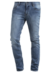 Kiomi Slim Fit Jeans Mid Blue