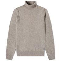 Barbour Leahill Roll Neck Knit Grey