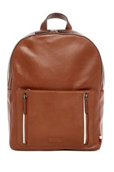 Ben Minkoff Bondi Leather Backpack Brown