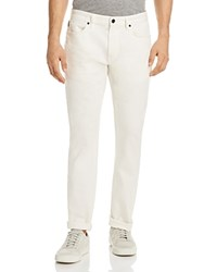 John Varvatos Star Usa Wight Slim Fit Jeans In White 100 Exclusive