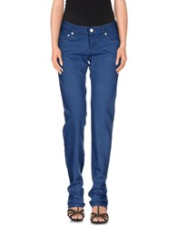 Prada Sport Denim Denim Trousers Women Deep Jade