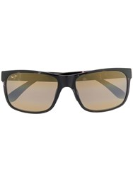 Maui Jim Kahi Sunglasses Black