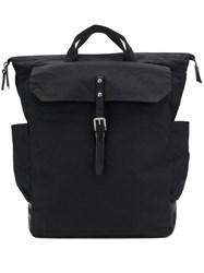 Ally Capellino Fin Backpack Black