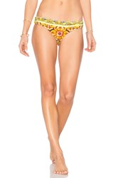 Maaji Groovy Tiles Bottoms Yellow