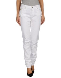 Just Cavalli Denim Pants White