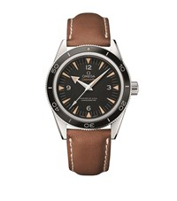 Omega Seamaster 300 Master Co Axial 41Mm Watch Unisex Black