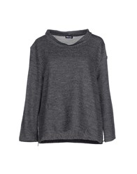Blauer Topwear Sweatshirts Women Grey