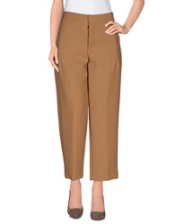 Marni Casual Pants Brown