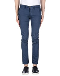 0 Zero Construction Casual Pants Slate Blue