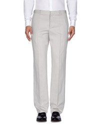 Jean Paul Gaultier Casual Pants Light Grey