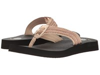 Yellow Box Darby Rose Gold Women's Sandals
