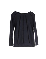 Sessun Shirts Blouses Women Dark Blue