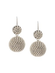 Mignonne Gavigan Disco Crystal Drop Earrings 60