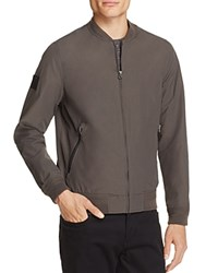 Superdry Shadow Bomber Jacket Shadow Gray