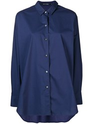 Sofie D'hoore Becket Shirt Blue
