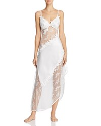 Jonquil Satin Gown Ivory