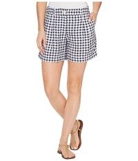 Tommy Bahama Gingham The Great Shorts Ocean Deep Women's Shorts Blue