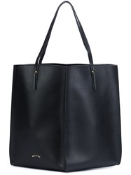 Maiyet 'Sia' Medium Shopper Black
