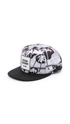 Opening Ceremony New Era 59Fifty Palm Collage Hat Black Multi