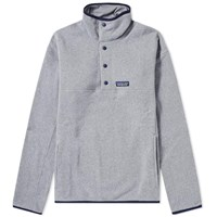 Patagonia Lightweight Better Sweater Marsupial Pullover Grey