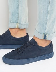 Jack And Jones Galaxy Trainers Navy