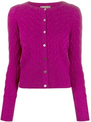 N.Peal Cable Knit Cardigan 60