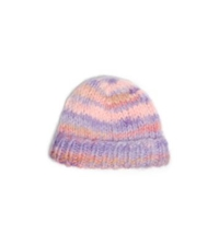 Michael Kors Space Dyed Mohair Hat Wisteria