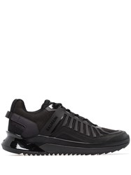 Balmain Black Trail Sneakers 60