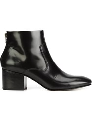 Rachel Comey Rear Zip Boots Black