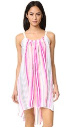Lemlem Aden Cover Up Dress Pink