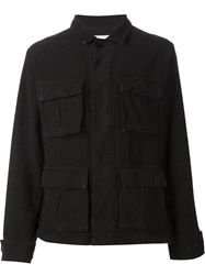 Citizens Of Humanity 'Kylie' Military Jacket Black