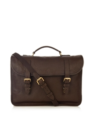 Mulberry Elkington Leather Briefcase
