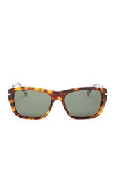 Tommy Bahama Men's Acetate Frame Sunglasses Brown