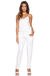 Feel The Piece Loren Jumpsuit White