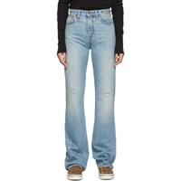 R 13 R13 Blue Colleen Jeans