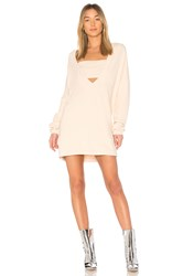 Lovers Friends Dion Hoodie Blush