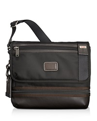 Tumi Beale Crossbody Messenger Bag Hickory