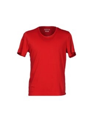 Esemplare T Shirts Red