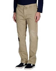 Nudie Jeans Co Trousers Casual Trousers Men Khaki