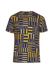 Joseph Scully Print Cotton Jersey T Shirt