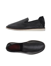 Bb Washed By Bruno Bordese Footwear Moccasins Men Black