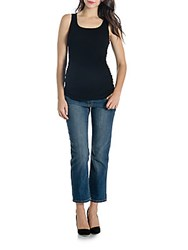Lilac Maternity Medium Wash Skinny Denim