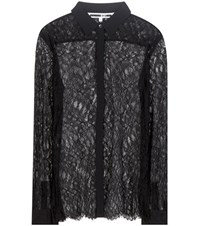 Mcq By Alexander Mcqueen Lace Shirt Black