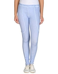 Douuod Casual Pants Sky Blue