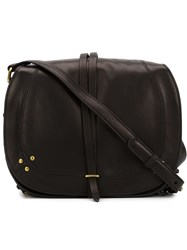 Jerome Dreyfuss Jerome Dreyfuss 'Nestor' Crossbody Bag Black