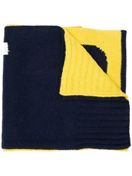 Ralph Lauren Polo Sport Knitted Scarf Blue
