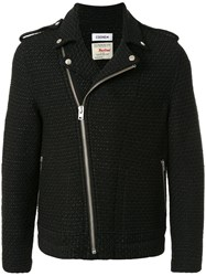 Coohem Tweed Biker Jacket 60