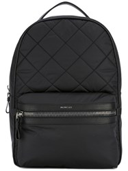 Moncler Quilted Shell Backpack Black