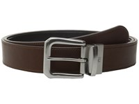 Lauren Ralph Lauren Reversible Casual Belt Brown Black Men's Belts