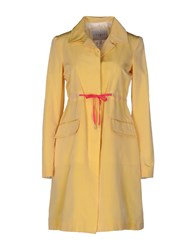 Richmond X Overcoats Yellow